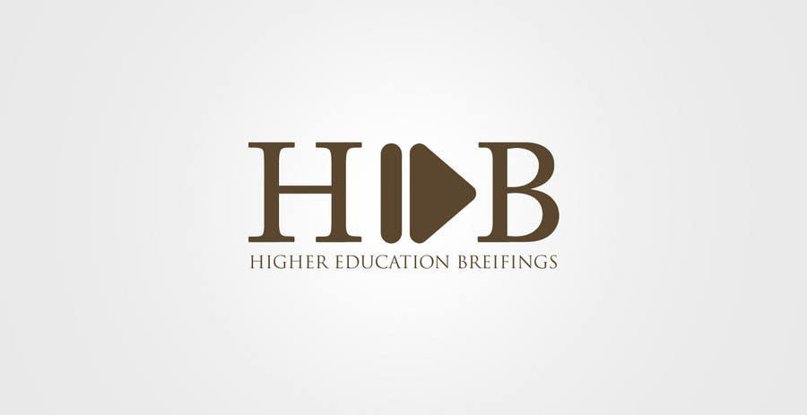 Конкурсная заявка №207 для Logo Design for Higher Education Briefings, LLC
