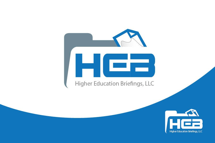 Конкурсная заявка №124 для Logo Design for Higher Education Briefings, LLC