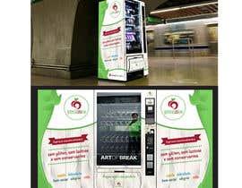 #11 para Projetar adesivagem para máquina automática de venda de alimentos (vending machine) por DonRuiz