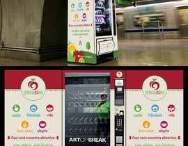 #17 para Projetar adesivagem para máquina automática de venda de alimentos (vending machine) por DonRuiz
