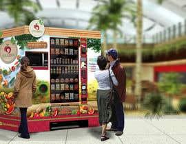 #55 para Projetar adesivagem para máquina automática de venda de alimentos (vending machine) por stefaniabalzano