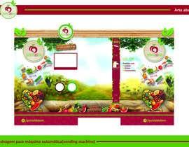 #56 para Projetar adesivagem para máquina automática de venda de alimentos (vending machine) por stefaniabalzano