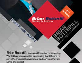 #10 for Design a Flyer for a Municipal Election by saherkhan