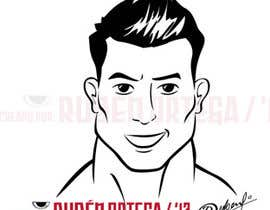 nº 83 pour Simple face drawing (Sample provided) par Rubenztein