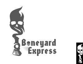 #32 for Design a Logo for Boneyardexpress - repost af SebastianGM