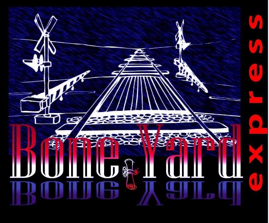 Penyertaan Peraduan #25 untuk Design a Logo for Boneyardexpress - repost