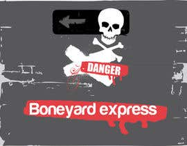 #35 cho Design a Logo for Boneyardexpress - repost bởi goianalexandru