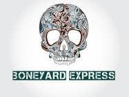 Graphic Design Entri Peraduan #38 for Design a Logo for Boneyardexpress - repost