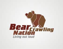 #26 para Icon Design for BearCrawling Nation por dyv