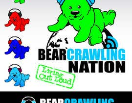 #93 para Icon Design for BearCrawling Nation por VPoint13
