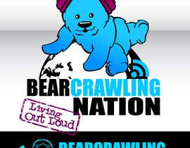 #94 para Icon Design for BearCrawling Nation por VPoint13