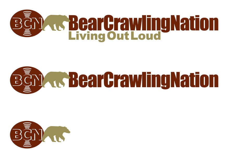 Contest Entry #                                        22                                      for                                         Icon Design for BearCrawling Nation