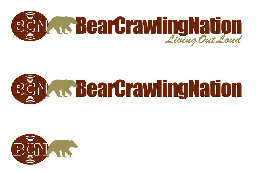 Contest Entry #                                        18                                      for                                         Icon Design for BearCrawling Nation
