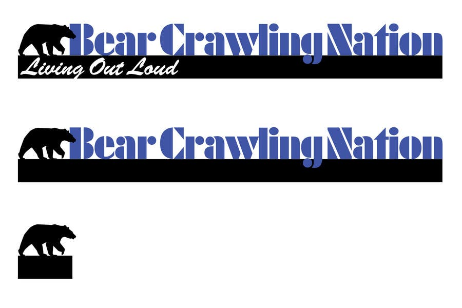 Contest Entry #                                        13                                      for                                         Icon Design for BearCrawling Nation