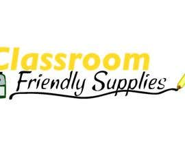 #188 para Design a Logo for Classroom Friendly Supplies por jcross4957