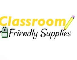 jcross4957 tarafından Design a Logo for Classroom Friendly Supplies için no 189