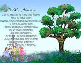 #28 untuk Adding colour and background to  The Merry Hawthorn oleh ZM0619