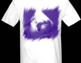 nº 82 pour Design a T-Shirt print from a photo provided par jonydep