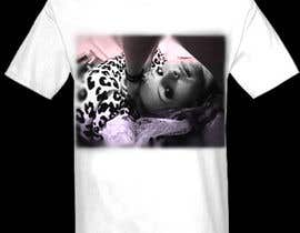 nº 114 pour Design a T-Shirt print from a photo provided par jonydep