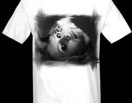 nº 131 pour Design a T-Shirt print from a photo provided par jonydep
