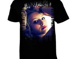 nº 189 pour Design a T-Shirt print from a photo provided par MeetVala