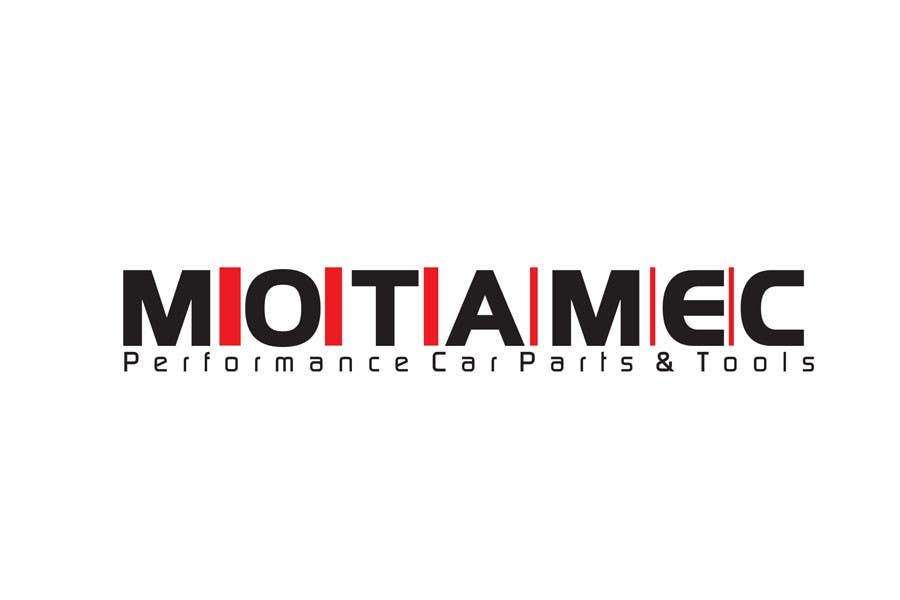 Konkurrenceindlæg #544 for Logo Design for Motomec Performance Car Parts & Tools