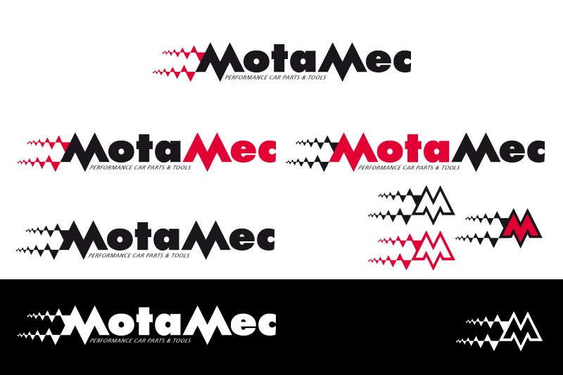 Konkurrenceindlæg #503 for Logo Design for Motomec Performance Car Parts & Tools