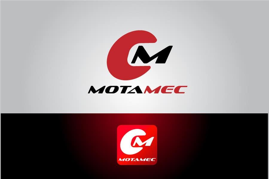 Konkurrenceindlæg #608 for Logo Design for Motomec Performance Car Parts & Tools