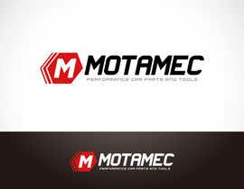 nº 532 pour Logo Design for Motomec Performance Car Parts & Tools par Mackenshin