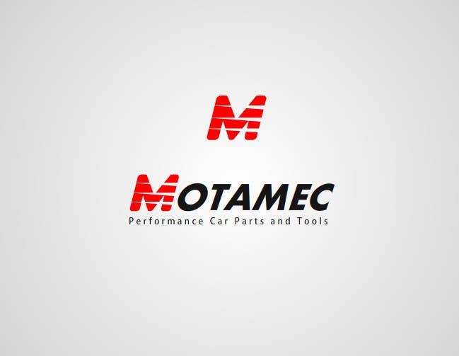 Konkurrenceindlæg #474 for Logo Design for Motomec Performance Car Parts & Tools