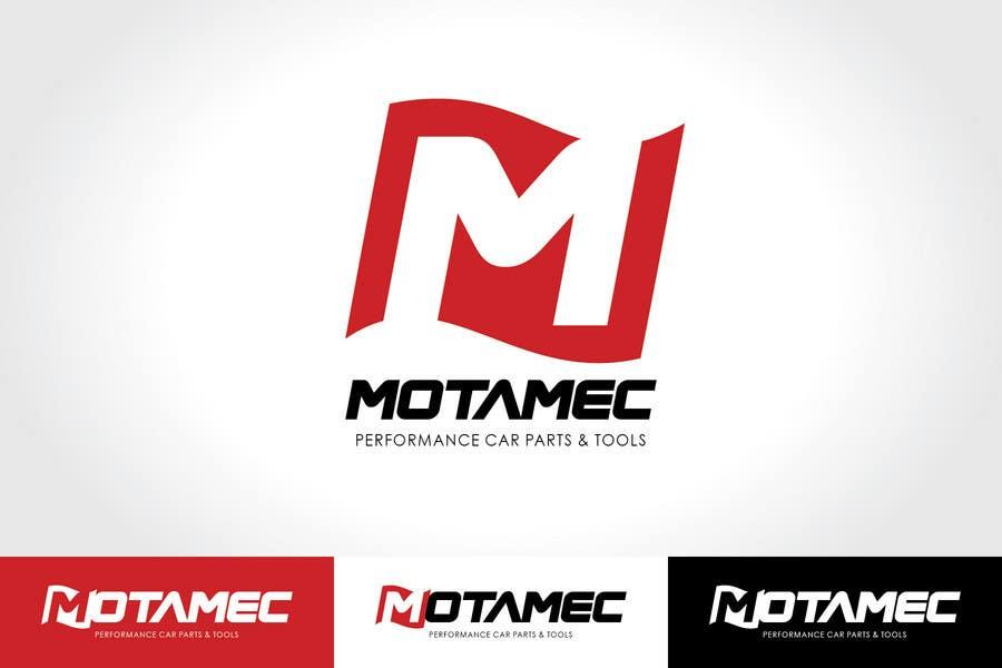 Konkurrenceindlæg #527 for Logo Design for Motomec Performance Car Parts & Tools