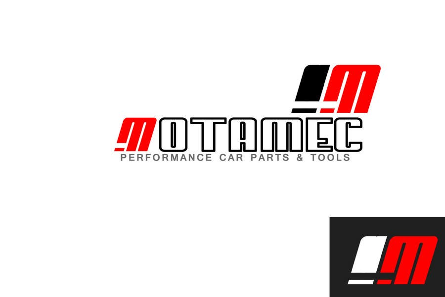 Konkurrenceindlæg #464 for Logo Design for Motomec Performance Car Parts & Tools