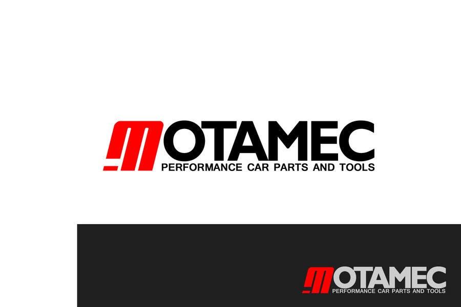 Konkurrenceindlæg #397 for Logo Design for Motomec Performance Car Parts & Tools
