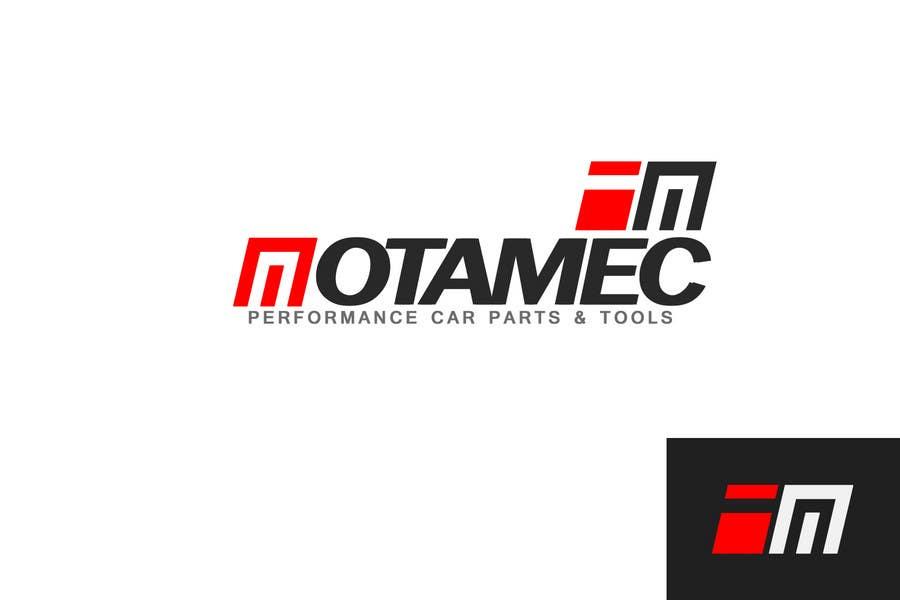 Konkurrenceindlæg #591 for Logo Design for Motomec Performance Car Parts & Tools