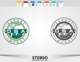 #45 para Diseñar un logotipo | Logotype design de stebso