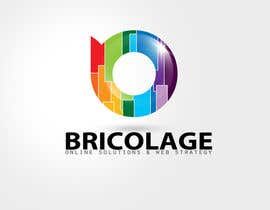 #184 for Bricolage concept & logo design af rogeliobello