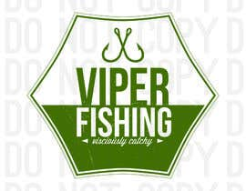 "nº 216 pour Design a Logo for our new fishing company ""Viper Fishing"" par adgower"