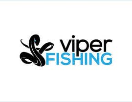 "nº 49 pour Design a Logo for our new fishing company ""Viper Fishing"" par dannnnny85"