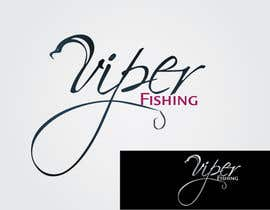 "nº 90 pour Design a Logo for our new fishing company ""Viper Fishing"" par zaideezidane"
