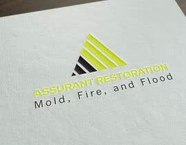 heronmoy tarafından Design a Logo for Mold, Fire, Flood Restoration company için no 142