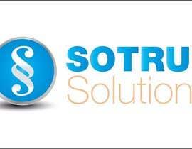 #30 para Design a Logo for sotrue solutions por swethanagaraj