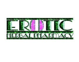 #50 para Design a Logo for Erotic Herbal Pharmacy por cosacana13061981