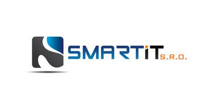 #13 for Design logo for software company SmartIT s.r.o. by Psynsation