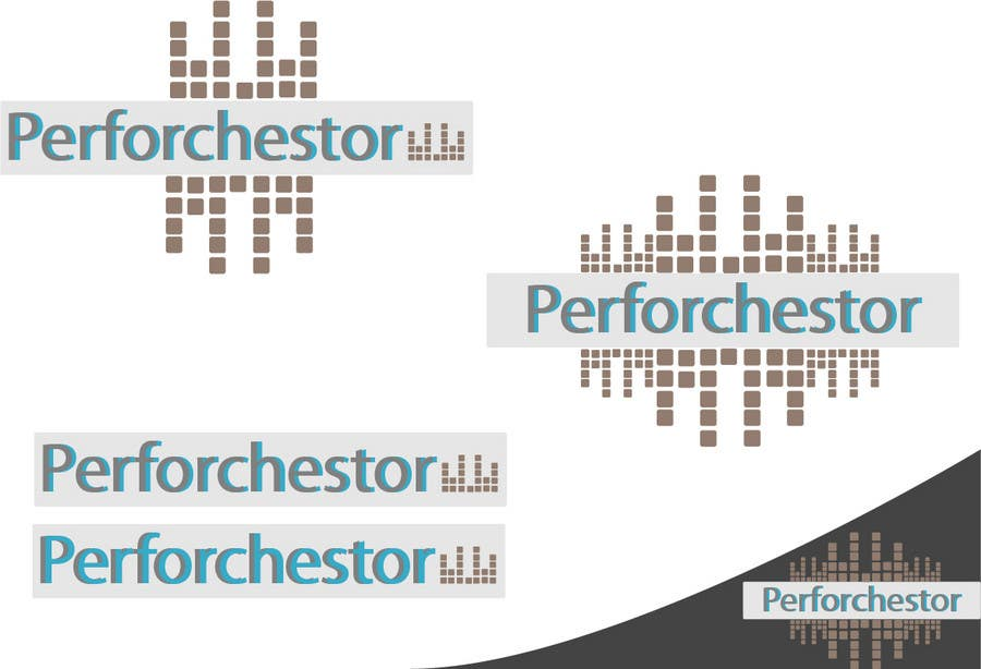 Contest Entry #                                        215                                      for                                         Logo Design for Perforchestor