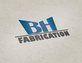 #135 for Design a Logo for BH Fabrication af JosefaSK