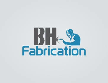 #25 for Design a Logo for BH Fabrication by petarsd