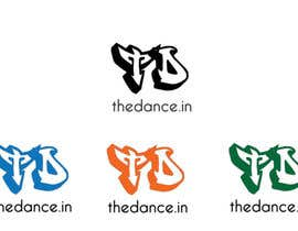 #65 for Logo Design for TheDance.in by weblocker