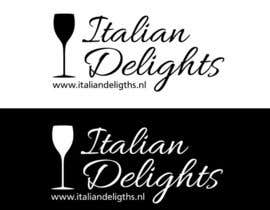 #8 para Design a Logo for Italiandelights.nl por manuel0827
