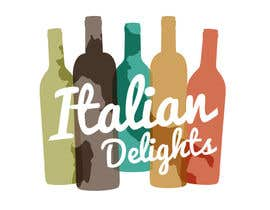 #54 para Design a Logo for Italiandelights.nl por Deeeniska