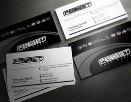 #16 para Design some Business Cards for Our Auto Parts Company por uniquedesign18